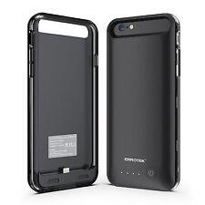 Ennotek® 【 Apple MFi Certified  iPhone 6s/6 Slim 3100mAh Battery Charger Case BK