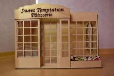 Roombox for Dolls LARGE Doll House 1:12 Scale 16x12x11inch Diorama