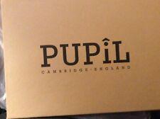 Cubierta de cuero IPAD 2 Modelo Prefect por Pupil AIR (hecho en Cambridge, Reino Unido) Negro