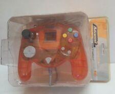 White Naki Advanced Sega Dreamcast Controller Pad W/ Slow Motion & Turbo