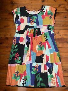 Gorman Electric Blue Day Bungalow Dress Size 6