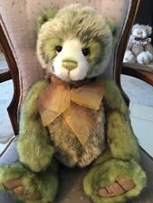 """BAMSE CHARLIE BEARS 2019 PLUSH * 18"""" NEW WITH TAGS"""