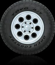 New P265/75R15 Toyo Open Country A/T Ii All Terrain 265/75-15 2657515 Owl
