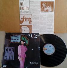 NEDRA ROSS (X-RONETTES) - FULL CIRCLE - XIAN ROCK - NEW SONG - 1978 LP