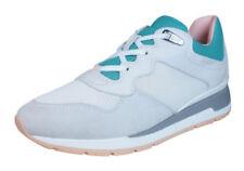 Grüne Samt Sneaker Geox Gr. 40