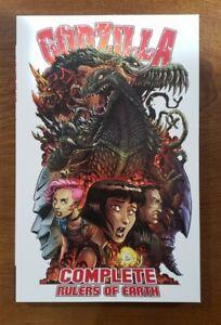 Godzilla: Complete Rulers of the Earth Vol. 1 TPB GN OOP NEW 2020 IDW Comics
