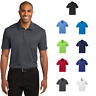 Mens Performance Pocket Polo Silk Touch Durable Moisture Wicking Sport K540P