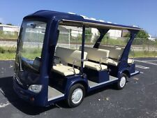 2008 Carrier 10 Passenger Mini Bus Golf Cart Car shuttle people mover electric
