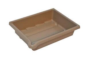 AP Dunkelkammer Entwickeln Dish 30.5x40.6cm (30 x 40cm) Beige Entwickeln Ablage