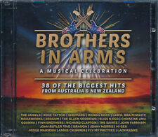 Brothers In Arms A Musical Celebration 2-disc CD NEW Farnham Jenny Morris Anu