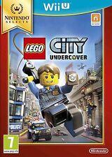 Lego City: Undercover Select (Nintendo Wii U) NEU & VERSIEGELT