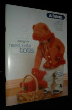 Patons knitting pattern book no 1217 sizes 6 months- 4 years