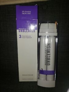 Rodan And Fields UNBLEMISH Dual Intensive Acne Treatment Serum NIB
