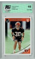 Jessie Bates 2018 Donruss Football #372 Rookie Card PGI 10