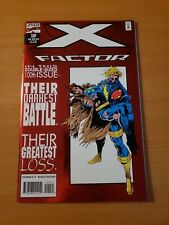 X-Factor #100 Red Foil Cover ~ NEAR MINT NM ~ (1994, Marvel Comics)