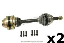 AUDI/VW Q7 TOUAREG (2004-2010) Axle Shaft Assembly FRONT LEFT & RIGHT (2) DSS