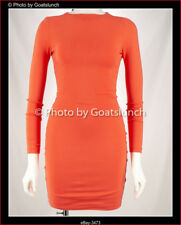 Kookai Bodycon Long Sleeve Dress. Size 6-8 (1) New With Tags