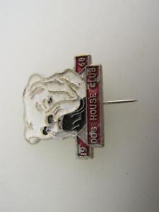 1968 5AD Dog house Club donation stick pin        130