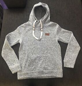 RIPCURL Womens grey Pullover Hoodie Size 10