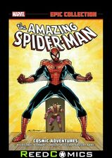 AMAZING SPIDER-MAN EPIC COLLECTION COSMIC ADVENTURES GRAPHIC NOVEL (504 Pages)