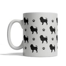 Affenpinscher Dog Silhouettes Coffee Mug, Tea Cup 11 oz Ceramic