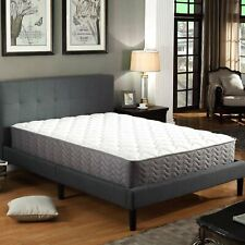 """Twin Size12"""" Inch Certified Contour Mattress Individually Wrapped Pocket Springs"""