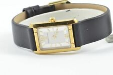 Maurice Lacroix Miros MI2027 Women's Watch Gold Plated Nice Condition