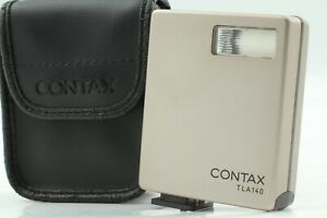 【Top MINT w/Case】Contax TLA140 Shoe Mount Flash for G1 G2 From Japan