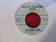 ROCKABILLY LARRY KEITH RATTLESNAKE BOOGIE/CAN I TAKE MY PONY TO HEAVEN