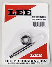 Lee 90814 6.5 Creedmoor Case Length Gauge and Shell Holder New