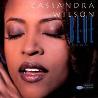 Cassandra Wilson Blue light 'til dawn (1993) [CD]