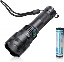 LED Torch, Tactical Flashlight Torch Rechargeable - Lumintop Zoom 1 2019 New 850