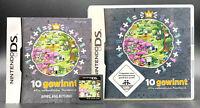 Spiel: 10 GEWINNT MATHE ABENTEUER für Nintendo DS + Lite + Dsi + XL + 3DS 2DS