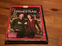 NEW CHRISTMAS IN HOMESTEAD DVD Hallmark Channel Holiday Collection AUTHENTIC NEW