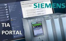 TIA Portal SIMATIC V15.1 STEP7 & WINCC PLCSIM SIEMENS SOFTWARE V15.1 KEY ACTIVE