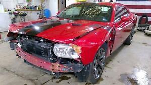 08-18 Dodge Challenger Passenger Right Front Power Window Regulator/Motor OEM