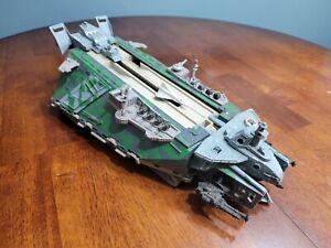 1989 Kenner Mega Force Triax Goliath Mobile Battle Headquarters
