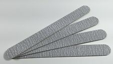 ZEBRA 80/80 Grit Nail Files for Acrylic Nails CHRISTMAS STOCKING FILLER