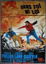 SANS FOI NI LOI Incident at Phantom Hill Affiche Cinéma 160x120 Movie Poster
