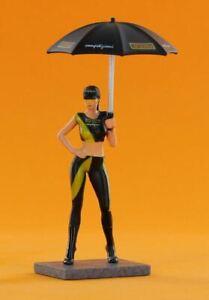 Sideways SWFIG/014 Pit / Grid Girl + Umbrella Pirelli Naomi