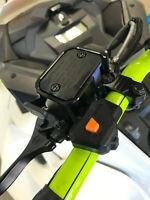 2008-2020 Ski-Doo  Billet Aluminum Brake Reservoir Guard Protector by ATW Ind.