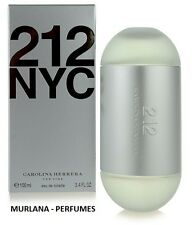 212 CAROLINA HERRERA WOMEN Eau de Toilette 100ml