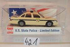 Busch 1/87 Nr. 49078 Ford Crown Victoria U.S. State Police Maryland OVP #421