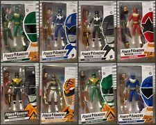 Power Rangers Hasbro Lightning Collection Lot of 8 Figures