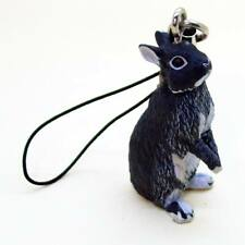 Kitan Club MONO plus blue Netherland Dwarf rabbit strap figure US seller new