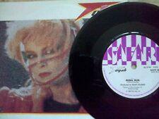 Toyah - Rebel Run - Vinyl Single (EX - MINT)