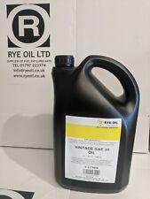 VINTAGE CLASSIC 30 ENGINE OIL 5 LITRE 5L API:SB/CB Non-detergent