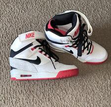 Nike Wedge Sneakers 7.5