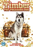 Timber The Treasure Dog (DVD) (NEW) (FAMILY) (FREE POST)