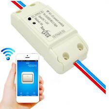 DC 12V 1-CH Wifi Relay Switch Module Phone APP Remote Control Smart Module